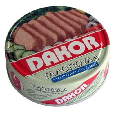 ΓΑΛΟΠΟΥΛΑ DAKOR 200gr