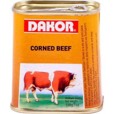 CORNED BEEF DAKOR 200g