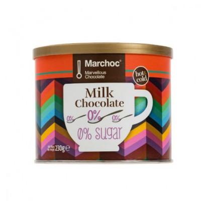 MILK CHOCOLATE 0% SUGAR...