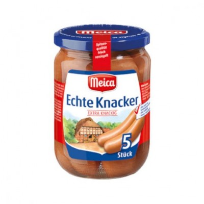 FRANKFURT SAUSAGES KNACKER...