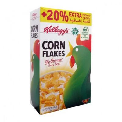 KELLOGG'S CORN FLAKES (20%...