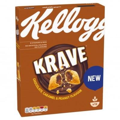 KELLOGG'S KRAVE CHOCOLATE...