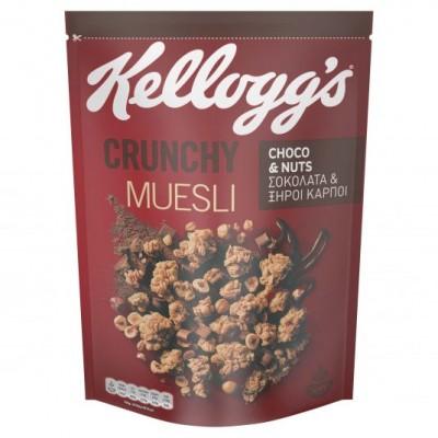 KELLOGG'S CRUNCHY MUESLI...