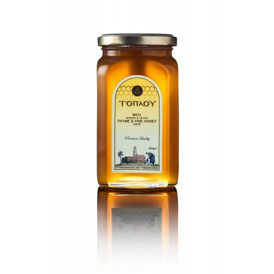 HONEY WITH THYME AND PINE...