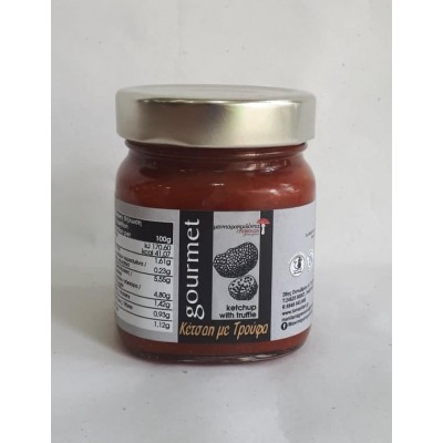 KETCHUP WITH BLACK TRUFFLE...