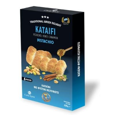 GREEK KATAIFI WITH...