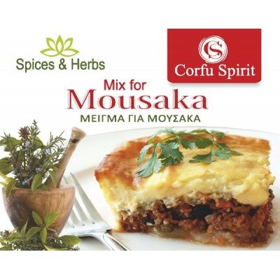 MIX OF SPICES FOR MOUSAKA 50g