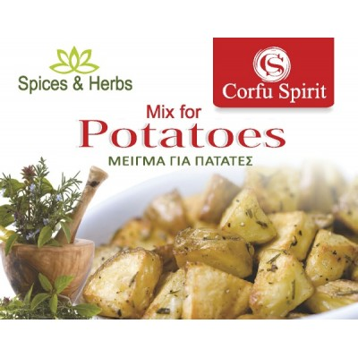 MIX OF SPICES FOR POTATOES 50g