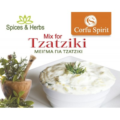 MIX OF SPICES FOR TZATZIKI 50g