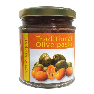 TRADITIONAL OLIVE PASTE...
