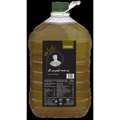 ZORBAS OLIVE OIL (pet) 5L