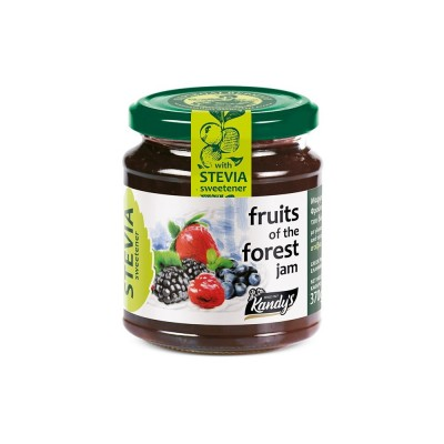 FOREST FRUITS JAM WITH...