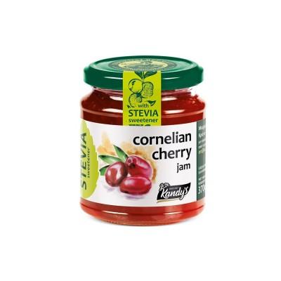 CORNELIAN CHERRY JAM WITH...
