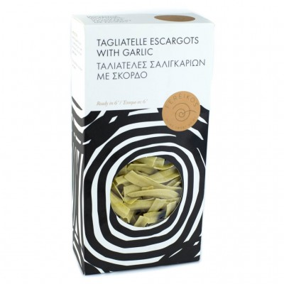 TAGLIATELLE SNAILS WITH...