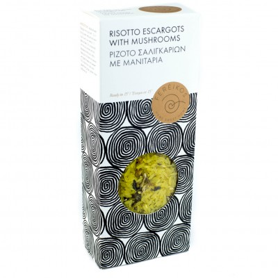 RISOTTO SNAILS WITH...
